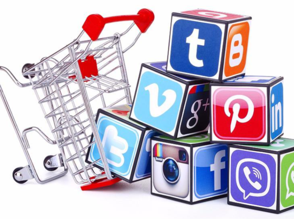Online Buying: How Shoppers Are Using Social Media